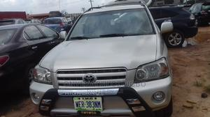 Toyota Highlander 2005 Limited V6 Silver | Cars for sale in Imo State, Owerri