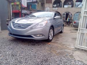 Hyundai Sonata 2013 Blue   Cars for sale in Lagos State, Ogba
