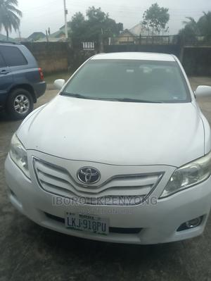 Toyota Camry 2011 White | Cars for sale in Akwa Ibom State, Uyo