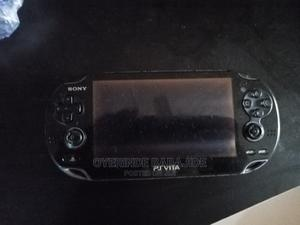 PS Vita With 5 Games | Video Game Consoles for sale in Lagos State, Mushin