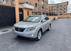 Lexus RX 2010 350 Silver | Cars for sale in Lagos State, Ogba