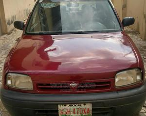 Nissan Micra 2001 Red | Cars for sale in Oyo State, Ibadan