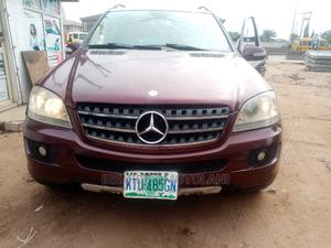 Mercedes-Benz M Class 2006 | Cars for sale in Lagos State, Abule Egba