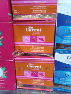 So Carrot Peeling Soap   Bath & Body for sale in Lagos State, Amuwo-Odofin