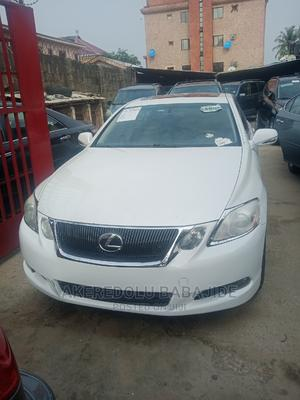 Lexus GS 2009 350 White | Cars for sale in Lagos State, Isolo