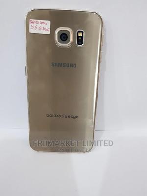 Samsung Galaxy S6 edge 32 GB Gold | Mobile Phones for sale in Delta State, Ugheli