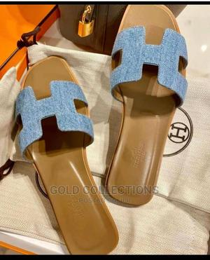 Trendy Hermes Slippers | Shoes for sale in Lagos State, Magodo