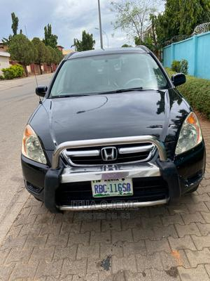 Honda CR-V 2007 2.0i LS Automatic Black   Cars for sale in Abuja (FCT) State, Lugbe District
