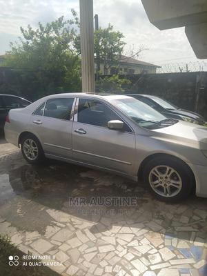 Honda Accord 2006 2.0 Comfort Automatic Silver   Cars for sale in Lagos State, Lekki