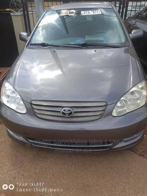 Toyota Corolla 2003 Gray | Cars for sale in Kwara State, Ilorin South