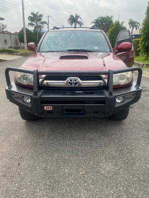 Toyota 4-Runner 2007 Red | Cars for sale in Lagos State, Magodo