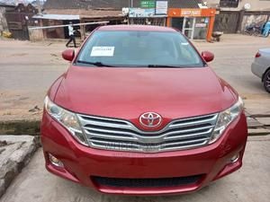 Toyota Venza 2010 V6 AWD Red | Cars for sale in Lagos State, Ikeja