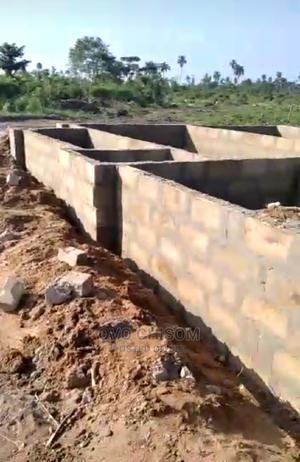50 By 50 Land With 3 Bedroom Flat Structure | Land & Plots For Sale for sale in Delta State, Sapele