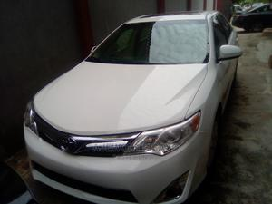Toyota Camry 2012 White | Cars for sale in Lagos State, Alimosho