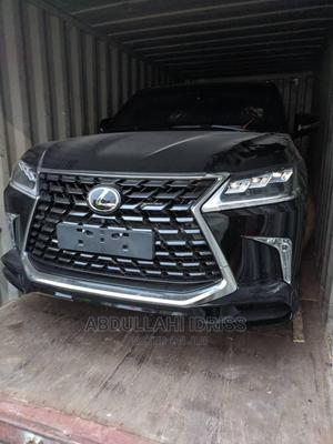 New Lexus LX 2021 570 AWD Black | Cars for sale in Abuja (FCT) State, Central Business Dis