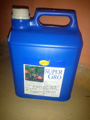 Organic Fertilizer Super Gro.   Feeds, Supplements & Seeds for sale in Abuja (FCT) State, Wuse 2