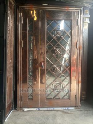 4ft Turkish Glass Door-In-Door | Doors for sale in Lagos State, Orile