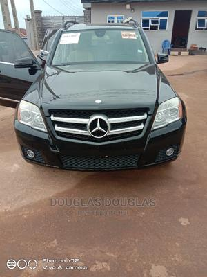 Mercedes-Benz GLK-Class 2011 350 4MATIC Black | Cars for sale in Delta State, Ika South
