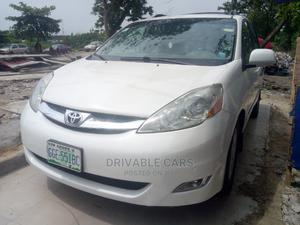 Toyota Sienna 2006 XLE Limited AWD White | Cars for sale in Lagos State, Amuwo-Odofin