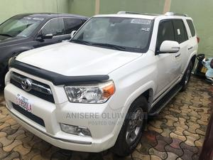 Toyota 4-Runner 2013 White | Cars for sale in Lagos State, Ikorodu
