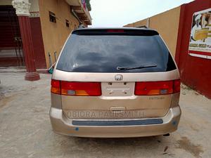 Honda Odyssey 2002 3.0 2WD Gold | Cars for sale in Lagos State, Ikorodu