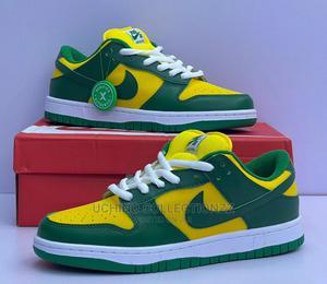 "Nike SB Dunk Low 'Brazil""   Shoes for sale in Lagos State, Lagos Island (Eko)"