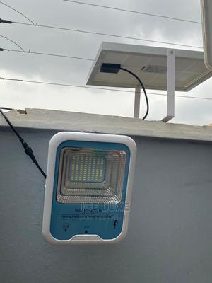 150watts All in One Solar Flood Street Light   Solar Energy for sale in Lagos State, Ikeja
