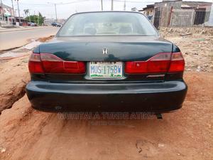 Honda Accord 2001 Green   Cars for sale in Lagos State, Egbe Idimu