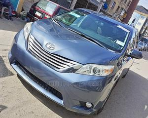 Toyota Sienna 2017 Blue | Cars for sale in Lagos State, Yaba