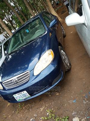 Toyota Corolla 2004 Blue | Cars for sale in Abuja (FCT) State, Gwagwa