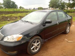 Toyota Corolla 2006 1.8 VVTL-i TS Black   Cars for sale in Abuja (FCT) State, Gwagwalada