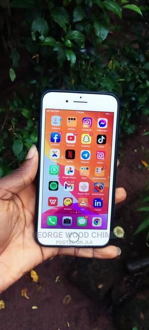 Apple iPhone 7 Plus 32 GB Silver | Mobile Phones for sale in Enugu State, Enugu