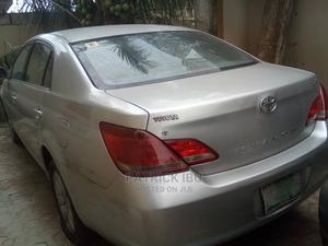 Toyota Avalon 2009 Silver | Cars for sale in Lagos State, Ifako-Ijaiye