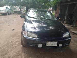 Honda Civic 1999 Blue | Cars for sale in Abuja (FCT) State, Kubwa