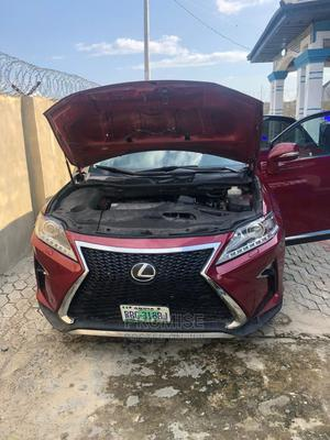 Lexus RX 2010 350 Red | Cars for sale in Delta State, Warri