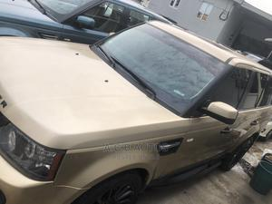 Land Rover Range Rover Sport 2006 HSE 4x4 (4.4L 8cyl 6A) Gold | Cars for sale in Lagos State, Ikeja