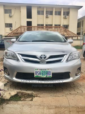 Toyota Corolla 2013 Silver | Cars for sale in Abuja (FCT) State, Central Business Dis