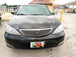 Toyota Camry 2005 Black   Cars for sale in Delta State, Warri