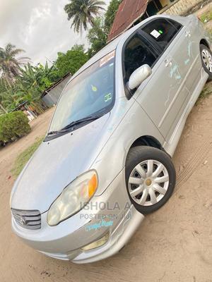 Toyota Corolla 2004 S Gray | Cars for sale in Lagos State, Amuwo-Odofin