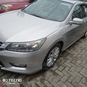 Honda Accord 2014 Silver | Cars for sale in Lagos State, Ajah