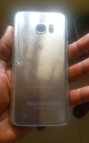 Samsung Galaxy S7 edge 32 GB Silver | Mobile Phones for sale in Ondo State, Akure