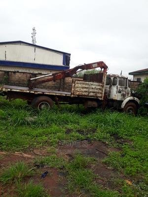 Berliet Truck With Hiab   Heavy Equipment for sale in Delta State, Warri
