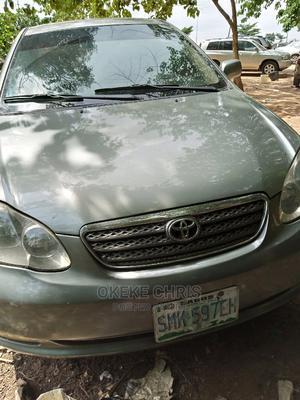Toyota Corolla 2004 Gray | Cars for sale in Abuja (FCT) State, Gwagwa