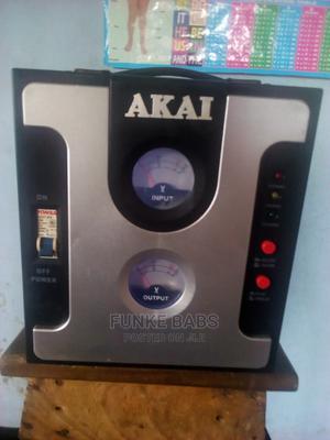 5000W Akai Stabilizer   Home Appliances for sale in Lagos State, Ikorodu