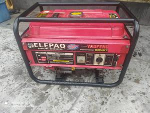 Neatly Used Elepaq Generator | Home Appliances for sale in Akwa Ibom State, Uyo