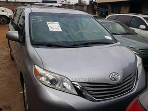 Toyota Sienna 2012 XLE 7 Passenger Gray | Cars for sale in Lagos State, Maryland