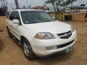 Acura MDX 2005 White | Cars for sale in Lagos State, Ejigbo