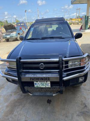 Nissan Pathfinder 2004 Black | Cars for sale in Lagos State, Badagry