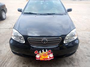 Toyota Corolla 2007 Black   Cars for sale in Benue State, Makurdi