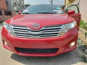 Toyota Venza 2010 AWD Red | Cars for sale in Lagos State, Oshodi
